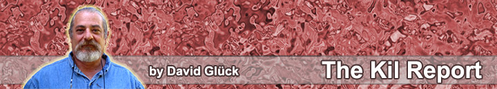 The Kil Report: Alternative Medicine,Scientific Method, Evil Skeptic, Scams, Fraud, Hoaxes, Critical Thinking, Enforma