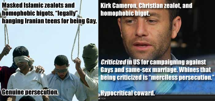 Gays v Cameron persecution, real and imagined gays vs cameron skeptic friends